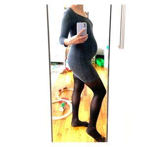 Hatch Maternity bodycon dress